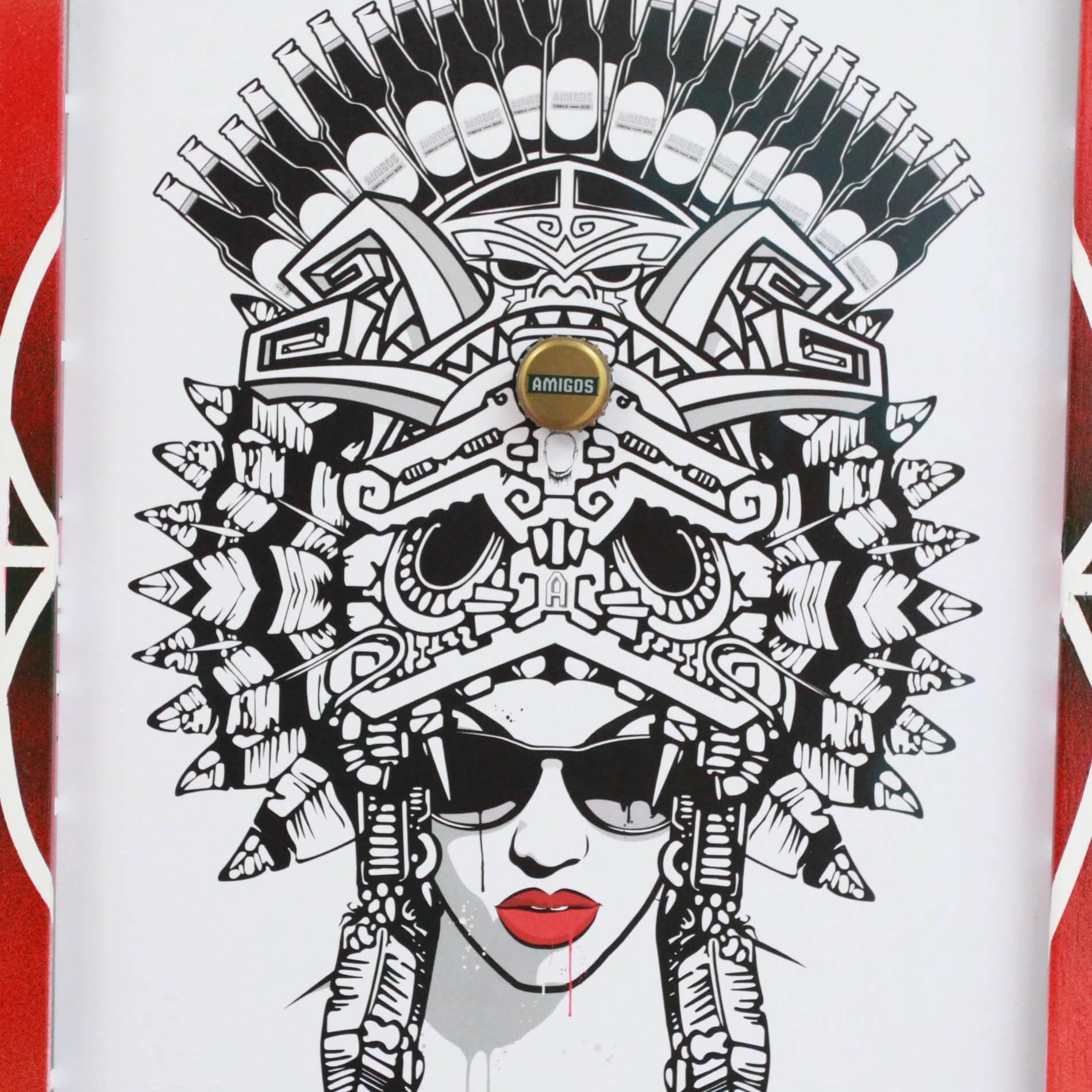 Street Art Showcase: Bareface